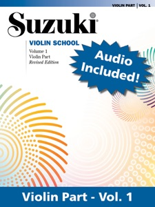 Suzuki Violin School - Volume 1 (Revised) Book Cover