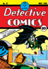 Bill Finger & Bob Kane - Detective Comics (1937-2011) #27 artwork