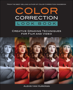 Color Correction Look Book Libro Cover
