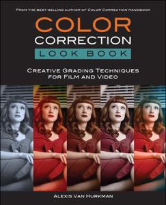 Color Correction Look Book Libro Cover