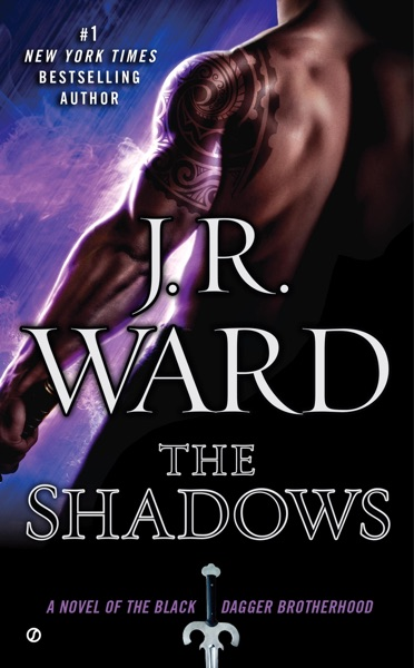 The Shadows - J.R. Ward book cover