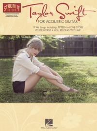 TAYLOR SWIFT FOR ACOUSTIC GUITAR (SONGBOOK)