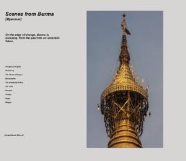 SCENES FROM BURMA (MYANMAR)