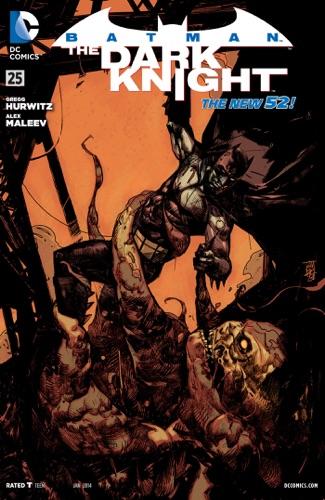 Gregg Hurwitz & Alex Maleev - Batman: The Dark Knight (2011- ) #25