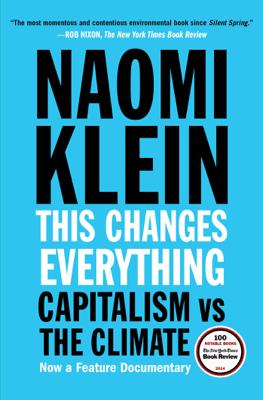 This Changes Everything - Naomi Klein book