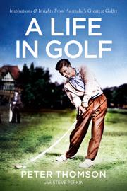 A Life in Golf book