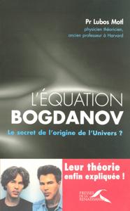 L'équation Bogdanov La couverture du livre martien