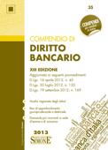 Compendio di Diritto Bancario Book Cover