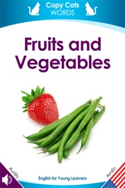 FRUITS AND VEGETABLES (AMERICAN ENGLISH AUDIO)