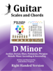 John Rodney Ferguson - Guitar Scales and Chords - D Minor  artwork