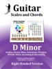John Rodney Ferguson - Guitar Scales and Chords - D Minor  artwork