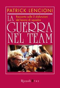 La guerra nel team Book Cover