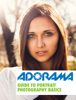 Adorama & Mason Resnick - Guide To Portrait Photography Basics artwork
