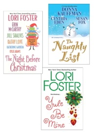 The Naughty List Bundle with The Night Before Christmas & Yule Be Mine PDF Download