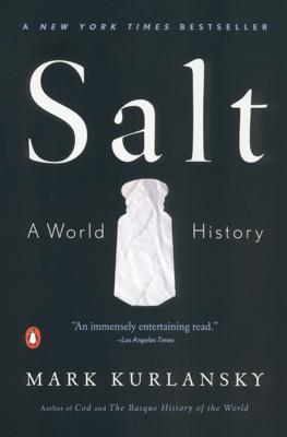 Salt - Mark Kurlansky book