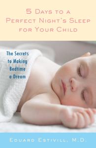 5 Days to a Perfect Night's Sleep for Your Child La couverture du livre martien