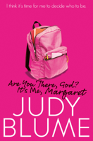 Judy Blume - Are You There, God? It's Me, Margaret artwork
