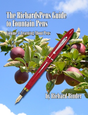 The RichardsPens Guide to Fountain Pens