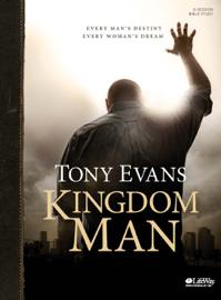 Kingdom Man (Member Book)