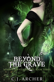 Beyond the Grave book