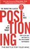 Al Ries & Jack Trout - Positioning: The Battle for Your Mind bild