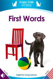 First Words (American English audio)