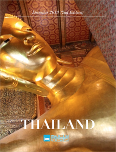 Thailand Travel Guide Book Review