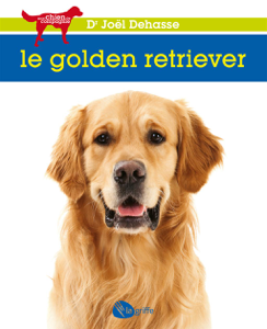Le Golden Retriever La couverture du livre martien