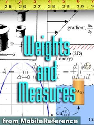 Weights and Measures Study Guide book cover
