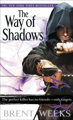 The Way of Shadows - Brent Weeks book