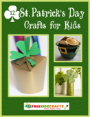 12 St. Patrick's Day Crafts for Kids