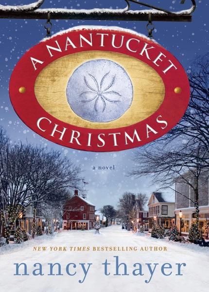 A Nantucket Christmas - Nancy Thayer book cover