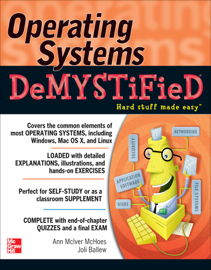 Operating Systems DeMYSTiFieD