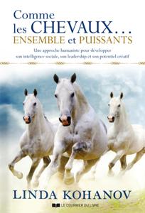 Comme les chevaux... Ensemble et puissants La couverture du livre martien