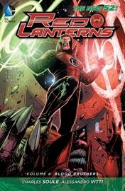 Red Lanterns Vol. 4: Blood Brothers PDF Download