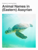 Ninos Warda - Animal Names in Assyrian ilustración