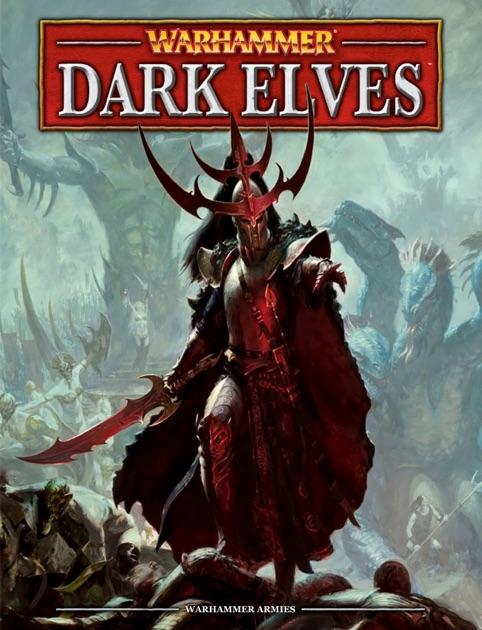 warhammer dark elves interactive edition by games workshop on