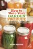 Piers Warren - How to Store Your Garden Produce artwork