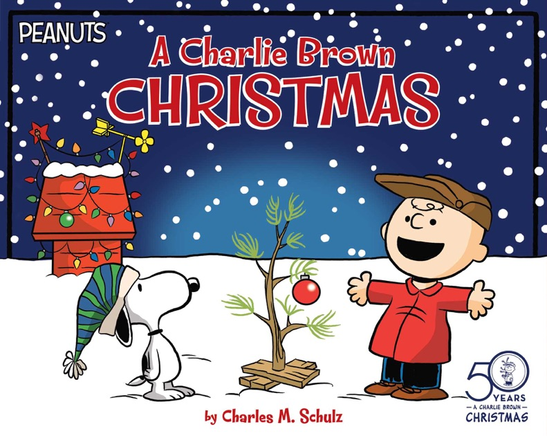 a charlie brown christmas by charles m schulz on apple books - Charlie Browns Christmas