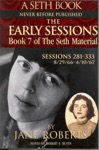 The Early Sessions Book 7 Of The Seth Material