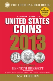 A Guide Book of United States Coins 2013