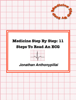 Jonathan Anthonypillai - Medicine Step By Step: 11 Steps To Read An Ecg artwork