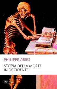 Storia della morte in occidente Copertina del libro
