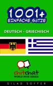 1001+ Einfache Sätze Deutsch - Griechisch