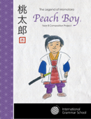 The Legend of Momotaro, Peach Boy 3