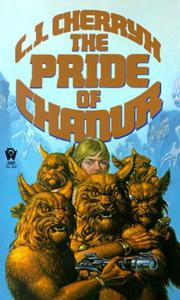 The Pride of Chanur La couverture du livre martien