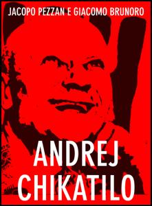 Andrej Chikatilo Copertina del libro