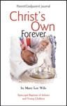 Christs Own Forever Parent-God Parent Journal