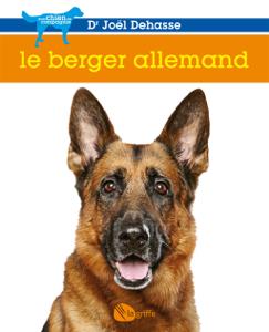 Le berger allemand La couverture du livre martien