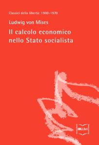 Il calcolo economico nello Stato socialista Copertina del libro
